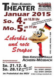 2015 Theaterplakat